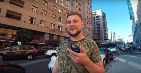 Авто из Германии в Армению. День 9.