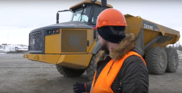 Джон Дир - ЗАЛЁТ на 80 000 000 РУБЛЕЙ