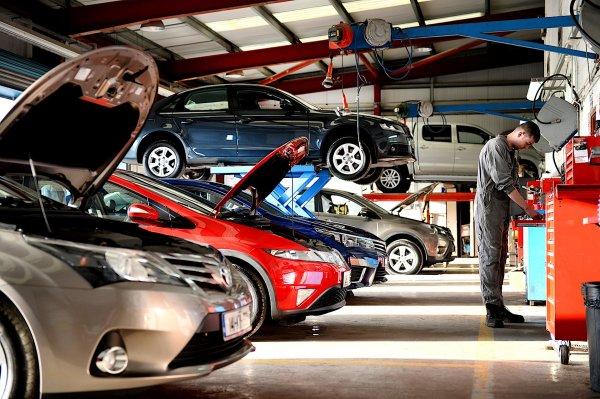 Постгарантийное обслуживания автомобилей