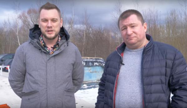 ШЕРПО-СЕРИАЛ - серия 1- покупаем Шерп